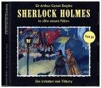 Die Untoten von Tilbury / Sherlock Holmes - Neue Fälle Bd.19 (Audio-CD)