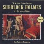 Das Ratten-Problem / Sherlock Holmes - Neue Fälle Bd.18 (Audio-CD)
