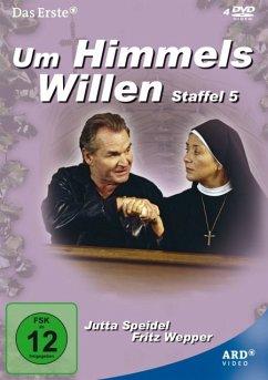 Um Himmels Willen - Staffel 5 DVD-Box