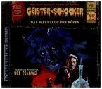 Das Werkzeug des Bösen / Geister-Schocker Bd.55 (1 Audio-CD)