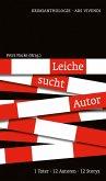 Leiche sucht Autor (eBook) (eBook, ePUB)