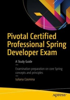 Pivotal Certified Professional Spring Developer Exam - Cosmina, Iuliana