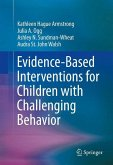 Evidence-Based Interventions for Children with Challenging Behavior