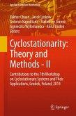 Cyclostationarity: Theory and Methods - II