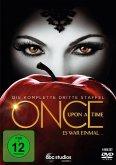 Once Upon a Time - Es war einmal ... Die komplette dritte Staffel (6 Discs)