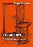 Ex Cathedra (eBook, ePUB)