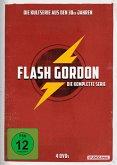 Flash Gordon - Die komplette Serie (4 Discs)