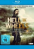 Hell on Wheels - Die komplette vierte Staffel (4 Discs)