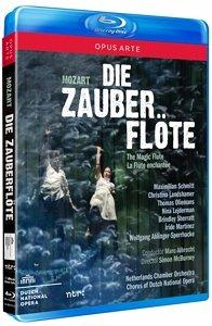 Die Zauberflöte - Schmitt,M./Landshamer/Albrecht,M./Nko/+