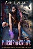 Murder of Crows (The Twenty-Sided Sorceress, #2) (eBook, ePUB)