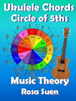 Music Theory - Ukulele Chord Theory - Circle of Fifths (Learn Piano With Rosa)