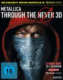 Metallica - Through the Never (Blu-ray 3D, 2 Discs)