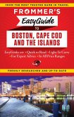 Frommer's EasyGuide to Boston, Cape Cod and the Islands (eBook, ePUB)