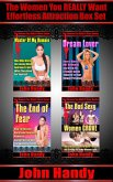 The Women You REALLY Want. Effortless Attraction Box Set (eBook, ePUB)