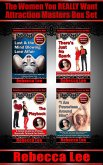 The Women You REALLY Want Attraction Masters Box Set (eBook, ePUB)
