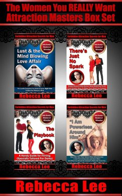 The Women You REALLY Want Attraction Masters Box Set (eBook, ePUB) - Lee, Rebecca