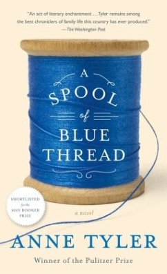 A Spool of Blue Thread - Tyler, Anne