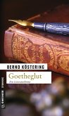 Goetheglut / Goethe-Trilogie Bd.2 (Mängelexemplar)