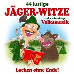 44 Lustige Jäger-Witze Und A Schneidige Volksmusik