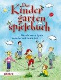 Das Kindergartenspielebuch (eBook, ePUB)