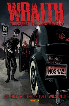 The Wraith - Todesfahrt ins Christmasland (eBook, PDF) - Hill, Joe