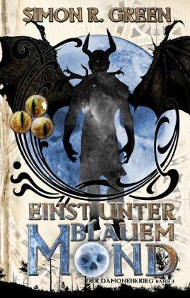 Buch-Reihe Der Dämonenkrieg von Simon R. Green