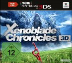 Xenoblade Chronicles 3D (New Nintendo 3DS)