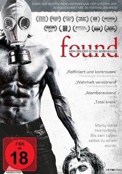 Found - Mein Bruder ist ein Serienkiller - Found/Dvd
