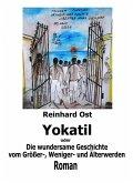 Yokatil oder Die wundersame Geschichte vom Größer-, Weniger- und Älterwerden (eBook, ePUB)