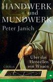 Handwerk und Mundwerk (eBook, ePUB)