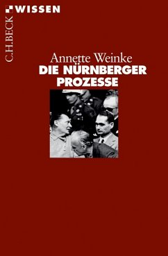 Die Nürnberger Prozesse (eBook, ePUB) - Weinke, Annette