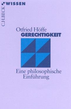 Gerechtigkeit (eBook, ePUB) - Höffe, Otfried