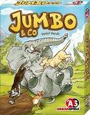 Abacus ABA08152 - Jumbo & Co, Kartenspiel