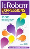 Robert Expressions et locutions poche