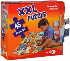 Riesenpuzzle Feuerwehr (Kinderpuzzle)