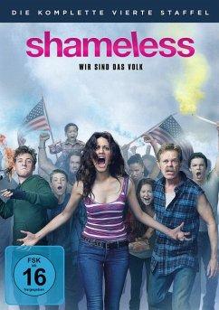 Shameless - Die komplette vierte Staffel