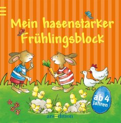 Mein hasenstarker Frühlingsblock (Mängelexemplar)