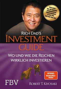 Rich Dad's Investmentguide (eBook, PDF) - Kiyosaki, Robert T.