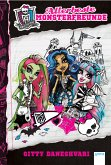 Allerbeste Monsterfreunde / Monster High ab 9 Bd.1 (eBook, ePUB)