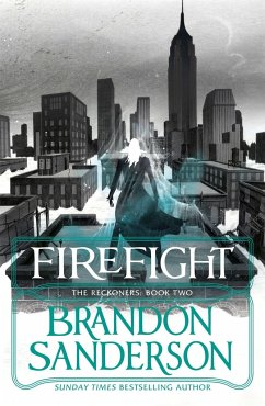 Reckoners 2. Firefight - Sanderson, Brandon