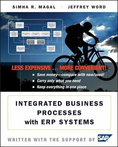Integrated Business Processes with Erp Systems, Binder Ready Version - Magal, Simha R.; Word, Jeffrey