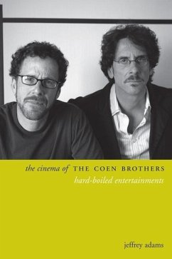 The Cinema of the Coen Brothers - Adams, Jeffrey