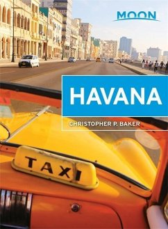 Moon Havana - Baker, Christopher P.