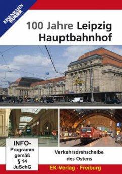 100 Jahre Leipzig Hauptbahnhof, 1 DVD