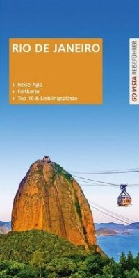 Go Vista Reiseführer Städteführer Rio de Janeiro (Mängelexemplar) - Rybak, Andrzej