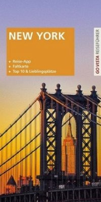 Go Vista Reiseführer Städteführer New York (Män...