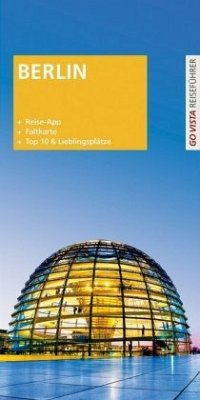 Go Vista Plus Reiseführer Berlin (Mängelexemplar)