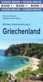 Mit dem Wohnmobil nach Griechenland (eBook, ePUB)