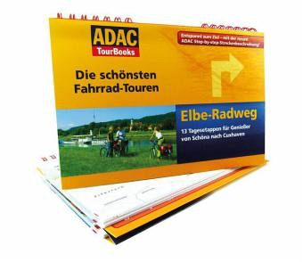 adac tourbooks die sch nsten fahrrad touren elbe. Black Bedroom Furniture Sets. Home Design Ideas