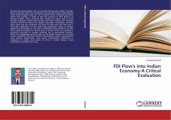 FDI Flow's into Indian Economy-A Critical Evaluation